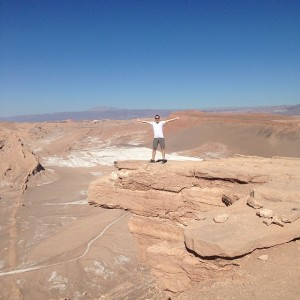 Atacama, Coyote Lookout (Near Death Valley and Moon Valley)
