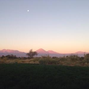 Atacama, Dusk
