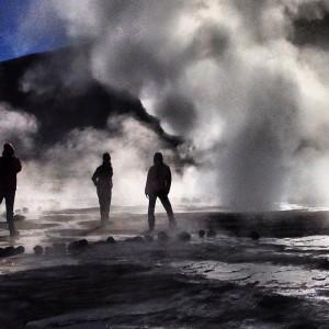 Atacama, Geysers