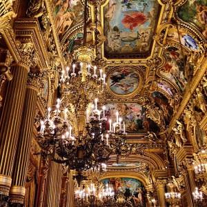 Paris 5- Palais Garnier