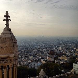 Paris, Sacre Cour