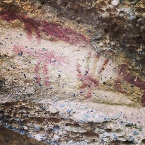 Patagonia, Hunter's Trail Cave Paintings