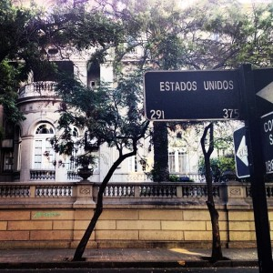 Santiago, Lastarria (US Emabssy)