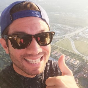 2400ft Selfie - Hot Air Balloon Ride