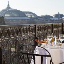 grand palais view