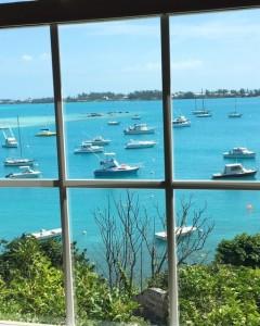Bermuda sail